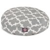 Majestic Pet Products Trellis Round Pet Bed