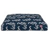Majestic Pet Products Sea Horse Rectangle Pet Bed
