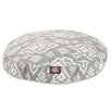 Majestic Pet Products Raja Round Pet Bed