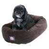 Majestic Pet Products Bagel Donut Dog Bed I