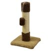 Majestic Pet Products Kitty Sisal Scratching Post