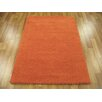Twilight Shag Rust Shag Rug Network Rugs