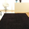 <strong>Choc Brown Shag Tufted Rug</strong> by Network Rugs
