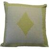 Melrose Home Double Diamond Pillow Shell
