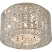 <strong>Shanon 7 - Light Flush Mount</strong> by Wildon Home ®