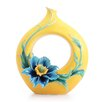 Franz Collection Strength and Will Poppy Vase