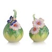 <strong>Franz Collection</strong> Butterfly Salt and Pepper Shaker (Set of 2)