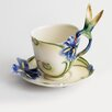 <strong>Franz Collection</strong> Long Tail Hummingbird Cup, Saucer and Spoon Set