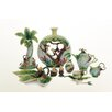 <strong>Jungle Fun Porcelain Collection</strong> by Franz Collection