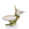 <strong>Franz Collection</strong> Swan Lake Candy Dish
