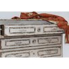 Stubeker French 3 Drawers Chest