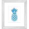 Funky Pineapple Framed Print Innovate Interiors