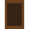 <strong>Lucca Geometric Black / Coffee Modern Rug</strong> by Dynasty Rugs