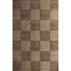 <strong>Allusion Chocolate Modern Rug</strong> by Dynasty Rugs