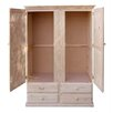 <strong>Denham Wardrobe</strong> by Florina Furniture
