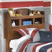 Signature Design by Ashley Barchan Bookcase Headboard