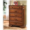 <strong>Signature Design by Ashley</strong> Vera 5 Drawer Chest