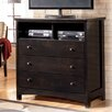 Signature Design by Ashley Menard 3 Drawer Media Chest