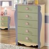 Signature Design by Ashley Doll House 5-Drawer Chest