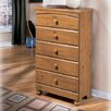 <strong>Signature Design by Ashley</strong> Elsa 5 Drawer Chest