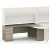 "<strong>""J"" 30"" H x 72"" W Right Desk Return</strong> by Mayline Group"