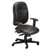 <strong>High-Back Leather Performance Office Chair</strong> by Mayline Group
