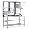 "<strong>IT Furniture 48"" H x 72"" W Organizer Desk Frames</strong> by Mayline Group"