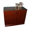 <strong>Sorrento Series 2-Drawer Lateral File</strong> by Mayline Group