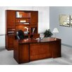 <strong>Sorrento Series Typical #13 Standard Desk Office Suite</strong> by Mayline Group