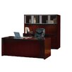 Mayline Group Corsica Series Standard Desk Office Suite