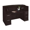 <strong>Sorrento Reception Desk with Counter</strong> by Mayline Group