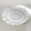 <strong>Deep Edged Sunflower Plate</strong> by R+V Living