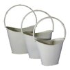 Metal Pail (Set of 3) Jentag