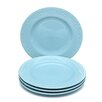 "<strong>Paula Deen</strong> Signature Dinnerware 8"" Whitaker Dinner Plate (Set of 4)"