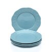 "<strong>Signature Dinnerware 8"" Whitaker Salad Plate (Set of 4)</strong> by Paula Deen"