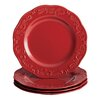 "<strong>Signature Spiceberry 11"" Dinner Plate (Set of 4)</strong> by Paula Deen"