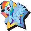 <strong>NMR Distribution</strong> My Little Pony - Rainbow Dash Magnet