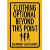 NMR Distribution Clothing Optional Tin Sign Textual Art