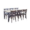 <strong>Prairie Dining Table and Chair Set</strong> by Homestar Furniture