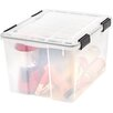 <strong>Weather Tight Plastic Storage Box (Set of 6)</strong> by Iris