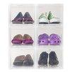 Iris Drop Front Shoe Box (Set of 6)