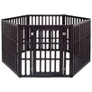 "<strong>39.88"" Extra Large 6 Panel Indoor/Outdoor Pet Pen</strong> by Iris"