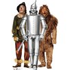 """Advanced Graphics Tin Man, Cowardly Lion and Scarecrow - """"Wizard of Oz"""" 75 Year Anniversary Cardboard Stand-Up"""