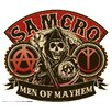 Advanced Graphics Sons of Anarchy Men of Mayhem Wall Decal