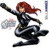 Advanced Graphics Avengers Asemble Black Widow Wall Decal