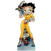 <strong>Advanced Graphics</strong> Betty Boop on Skates Jammers Wall Decal