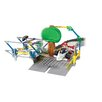 K'NEX Mario Kart Wii Mario vs. Delfino Oak Tree Track Building Set