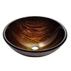 <strong>Titania Glass Vessel Sink</strong> by Kraus