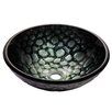Kraus Kratos Glass Vessel Sink