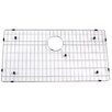 "Kraus Stainless Steel 30"" x 16"" Bottom Grid"